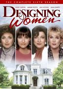 Designing Women - Season 6 (4-DVD)