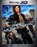 The Three Musketeers (Blu-ray, 3D)