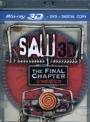 Saw 3D: The Final Chapter (Blu-ray + DVD)