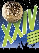 Mystery Science Theater 3000 Collection - Volume 24 (Fugitive Alien / Star Force: Fugitive Alien II / Sword and the Dragon / Samson vs. The Vampire Women) (4-DVD)