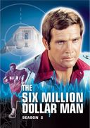 The Six Million Dollar Man - Season 2 (6-DVD)