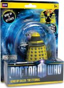 Doctor Who - Dalek - Yellow Wind-Up Toy