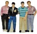 Happy Days - Gang - Salt & Pepper Shakers