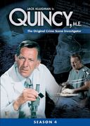 Quincy, M.E. - Season 4 (6-DVD)