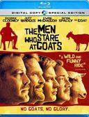 The Men Who Stare at Goats (Blu-ray, Includes