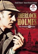 Sherlock Holmes - The Complete Series 39 Episodes