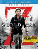 World War Z (Blu-ray + DVD)