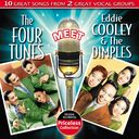 The Four Tunes Meet Eddie Cooley & The Dimples