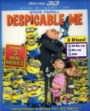 Despicable Me 3D (Blu-ray + DVD)