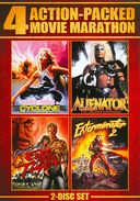 Action-Packed Movie Marathon (Cyclone / Alienator