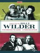 Directed by Billy Wilder (Five Graves to Cairo /