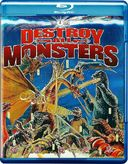 Destroy All Monsters (Blu-ray)