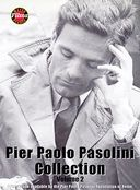 Pier Paolo Pasolini Collection - Volume 2 (3-DVD)