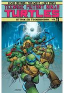 Teenage Mutant Ninja Turtles 11: Attack on