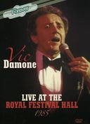 Vic Damone - Live at the Royal Festival Hall 1985