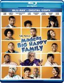 Tyler Perry's Madea's Big Happy Family (Blu-ray,