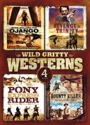 4-Movie Wild, Gritty Westerns