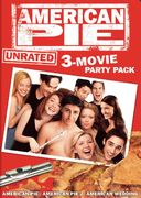 American Pie: 3-Movie Party Pack (Unrated) (3-DVD)