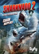 Sharknado 2: The Second One (Blu-ray)