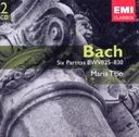 Bach: Six Partitas, BWV825-830