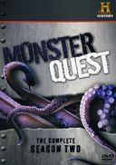 Monster Quest - Complete Season 2 (5-DVD)
