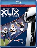 Football - NFL Super Bowl Champions XLIX (Blu-ray)
