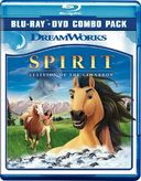 Spirit: Stallion of the Cimarron (Blu-ray + DVD)