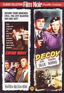 Film Noir Double Feature: Crime Wave (1954) /