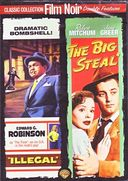 Film Noir Double Feature: Illegal (1955) / The