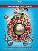 Wallace & Gromit's World of Invention (Blu-ray)