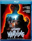 Without Warning (Blu-ray + DVD)