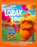 The Lorax 3D (Blu-ray + DVD)