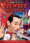 Pee-Wee's Playhouse - Seasons 3, 4 & 5 (4-DVD)