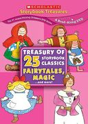 Treasury of 25 Storybook Classics: Fairytales,