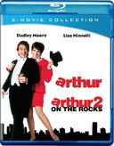 Arthur / Arthur 2: On the Rocks (Blu-ray)