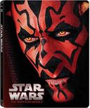 Star Wars: The Phantom Menace [Steelbook]
