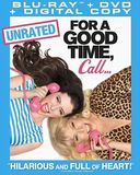 For a Good Time, Call... (Blu-ray + DVD)