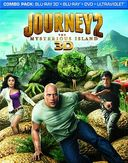 Journey 2: The Mysterious Island 3D (Blu-ray +