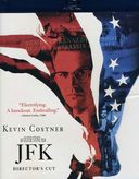 JFK (Blu-ray, Director's Cut)