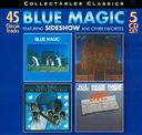 The Very Best Of Blue Magic (5-CD Bundle Pack)