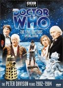Doctor Who - #130: Five Doctors (Special Edition)
