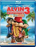 Alvin and the Chipmunks: Chipwrecked (Blu-ray +