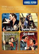 TCM Greatest Classic Legends Collection - Errol