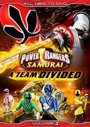 Power Rangers Samurai - Volume 3 - A Team Divided