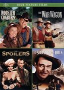 Rooster Cogburn / The War Wagon / The Spoilers /