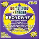 Party Tyme Karaoke: Broadway, Volume 1