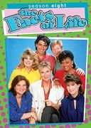 The Facts of Life - Season 8 (3-DVD)