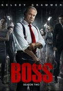 Boss - Season 2 (3-DVD)