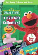 Sesame Street - Dance & Move Box Set (3-DVD)