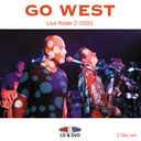 Live Robin 2-2003 (CD + DVD)